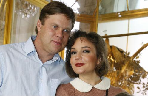 Татьяна Буланова с мужем Владиславом Радимовым