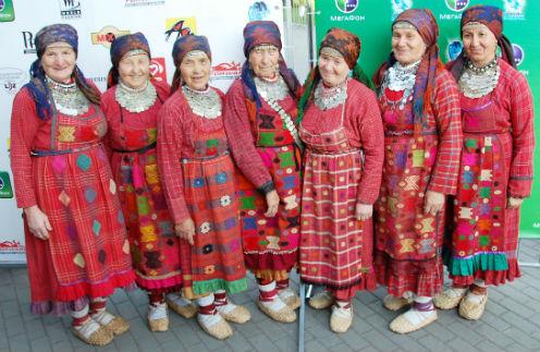 Коллектив «Бурановские бабушки»