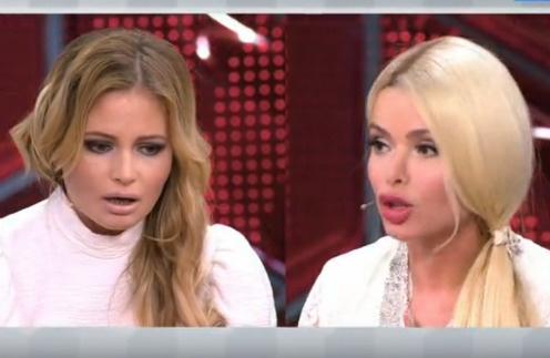 Дана Борисова и Алена Кравец
