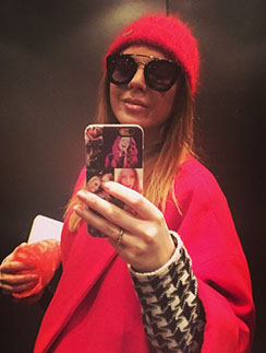 Наталья Подольская выбирает одежду, которая подчеркивает ее формы