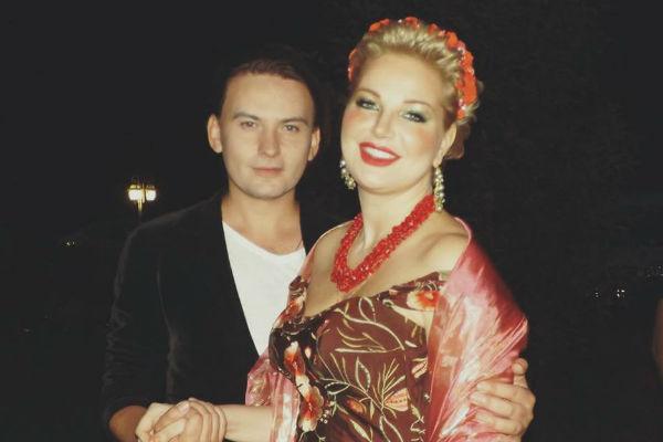 Мария Максакова и Алекс Луна