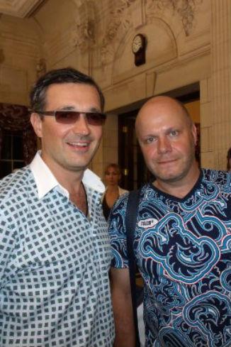 Егор Бероев и Алексей Кортнев