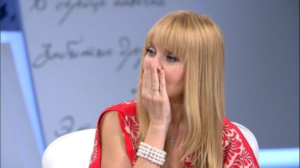 Певица Валерия открыла новый сезон программы «Секрет на миллион»