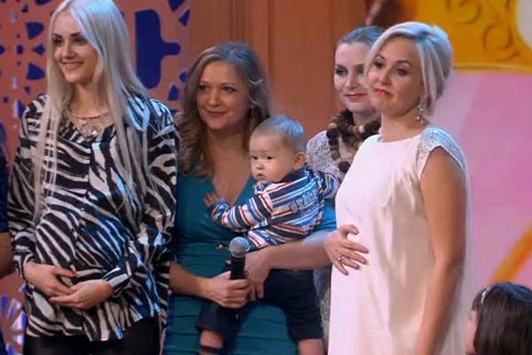 Василиса Володина вскоре снова станет мамой