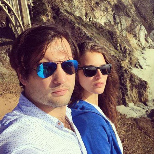 С сербской моделью Борис встречался больше двух лет