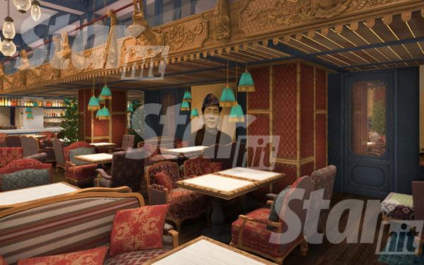 Сергей предложил повесить в залах портреты диктаторов в узбекских супницах-«косушках»