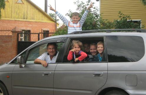 Подопечные Василия Александровича – школьники от 7 до 15 лет