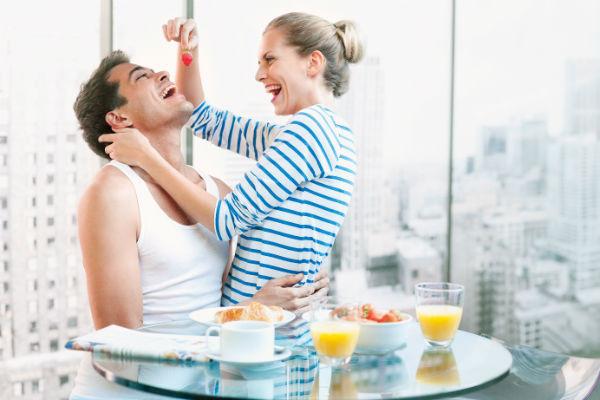 Жена не довольна сексом с мужем