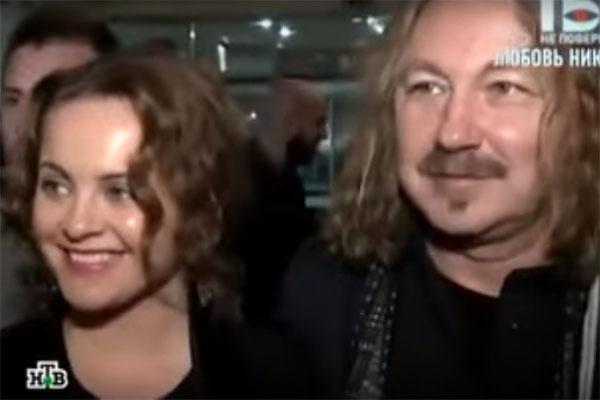 Игорь Николаев и Юлия Проскурякова