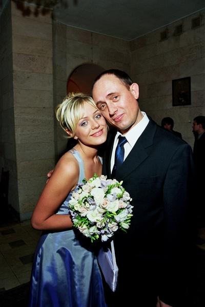 Юлия Началова с отцом
