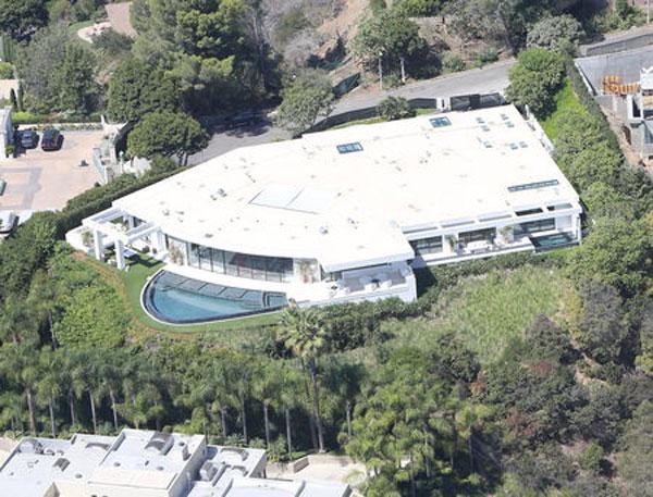 Дом, который купила звездная пара
