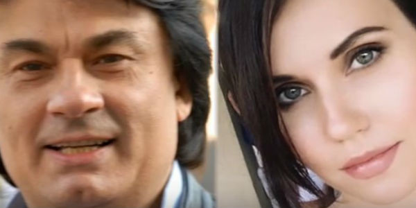 Александр Серов и Алиса Аришина