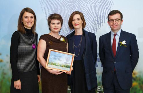 Лауреаты премии «Terre de Femmes – Земля Женщин»