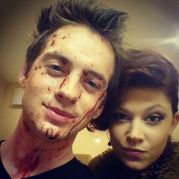 Кирилл Каганович и Мария Пирогова