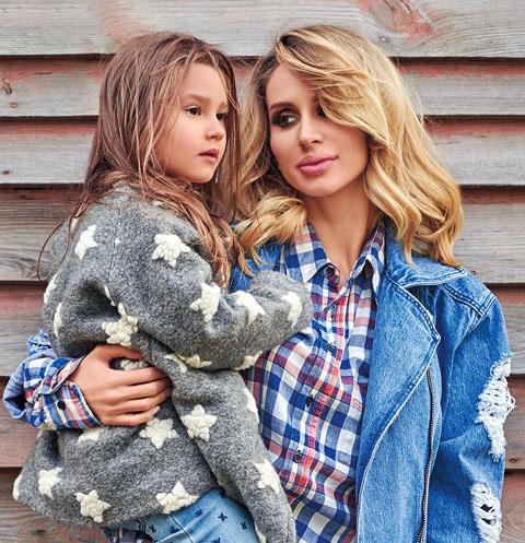 Светлана Лобода старается воспитывать дочь в строгости