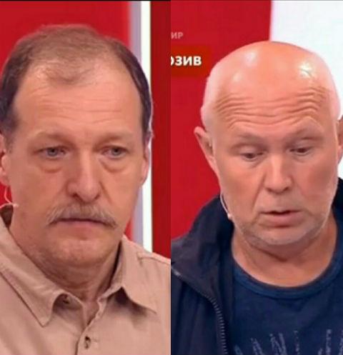 Сергей Макаров и Виталий Думкин