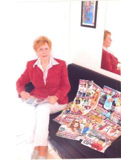 Москвичка Людмила Тарасова – самая преданная читательница нашего журнала