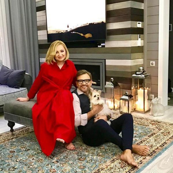 Вадим Такменев с женой Еленой
