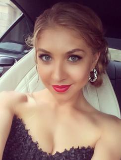 Дарья Глушакова, супруга Дениса Глушакова