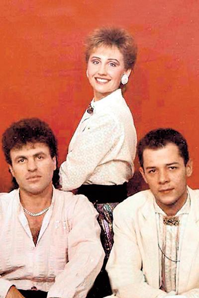 Выступления в группе «Фристайл» с 1989-го по 1991 год принесли певцу популярность