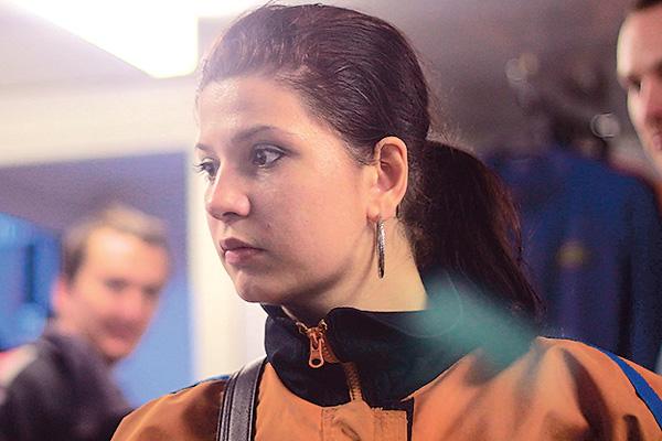 Анастасия Шмеркина несколько лет содержала музыканта