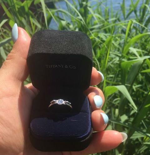 Кольцо, которое подарил Александр