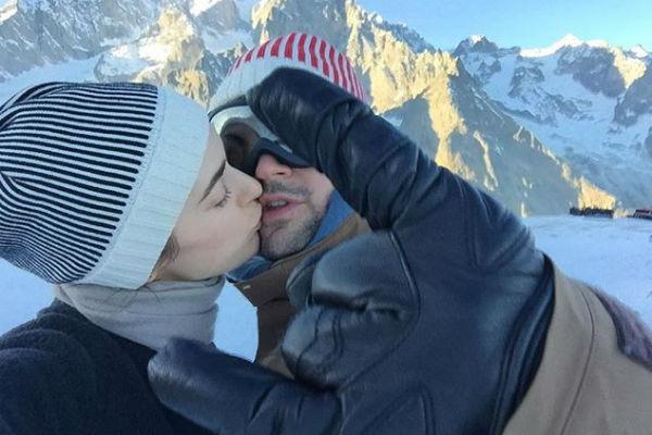 Сейчас Данила счастлив с возлюбленной Ольгой