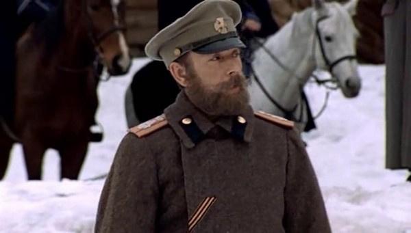 В сериале «Гибель империи» Невраев сыграл Николая II
