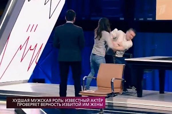 Дочь Татьяны напала на Анатолия