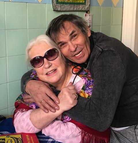 Бари Алибасов и Лидия Федосеева-Шукшина зарегистрировали свои отношения 20 ноября