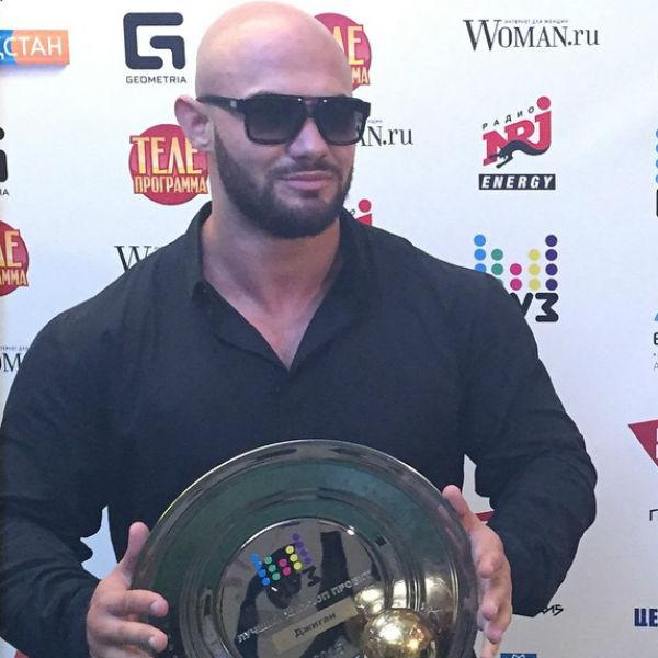 Рэпер Джиган уже второй год подряд одерживает победу в одной и той же номинации