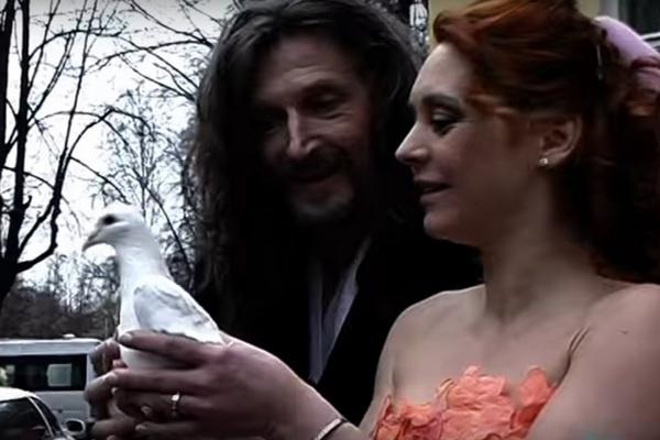 Свадьба Никиты Джигурды и Марины Анисиной