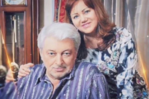Вячеслав Добрынин и его супруга Ирина