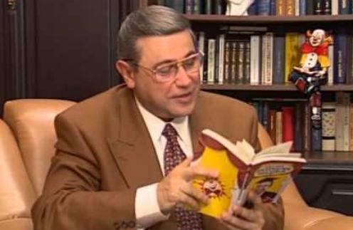 Евгений Петросян ведет «Смехопанораму» более 20 лет