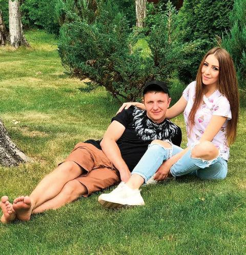Илья сделал предложение Алене после того, как узнал, что она беременна