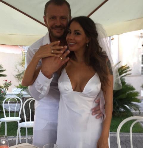Беркова на свадьбе видео