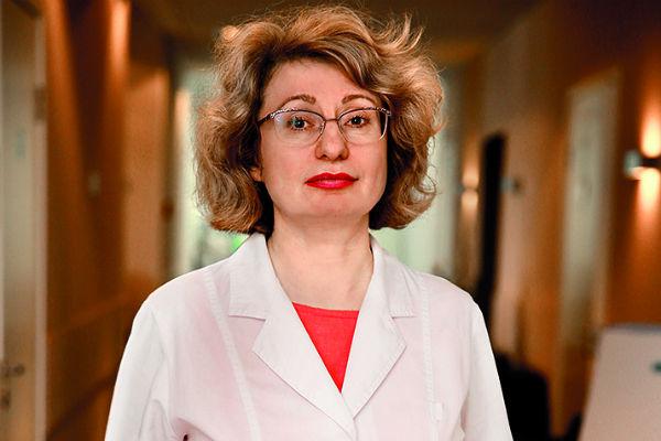 Врач-гастроэнтеролог Наталья Смолякова