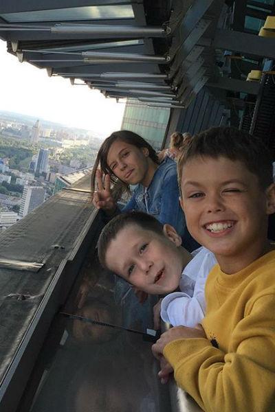 Дети Екатерины Климовой