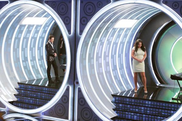 Витас и Лолита снялись в первом выпуске второго сезона шоу