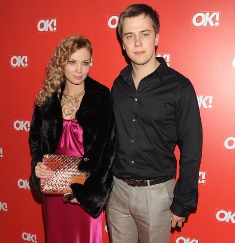Татьяна Арнтгольц и Иван Жидков