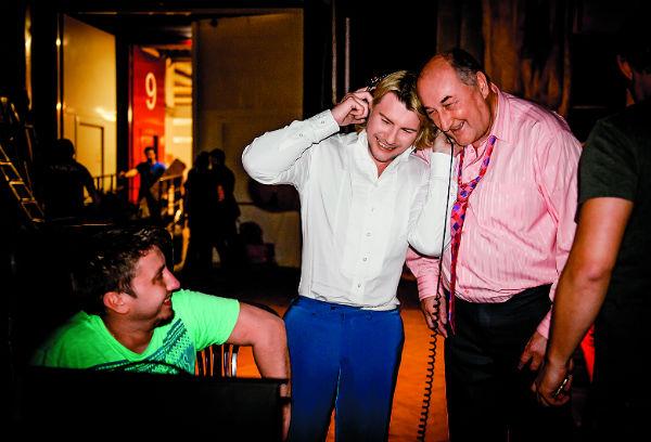 После съемок Николай и актер Борис Клюев оценили то, что получилось
