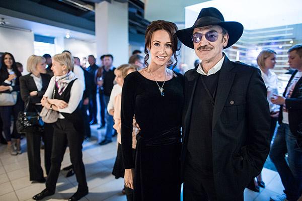 Екатерина Малафеева и Михаил Боярский
