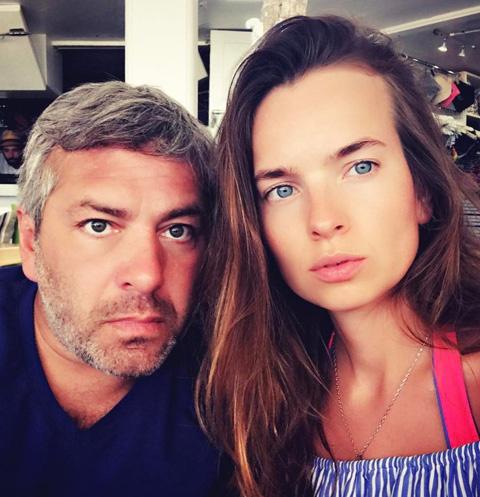 Евгений Финкельштейн и Мария Мирошниченко