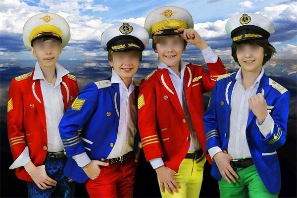 Группа «Джинсовые мальчики» была образована в 2013 году
