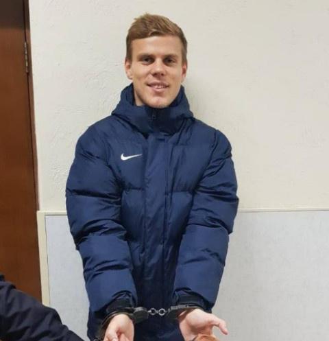 Кокорин признал свою вину, но это не спасло его от ареста