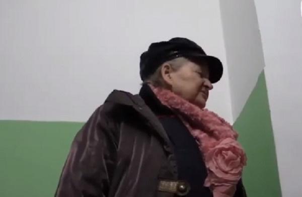 Бабушка Жени