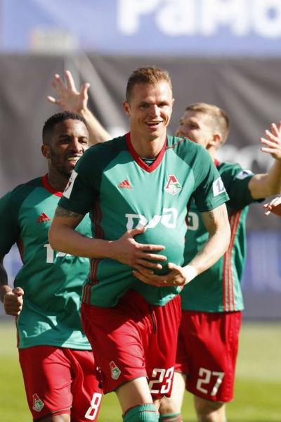 Тарасов считается одним из лидеров команды