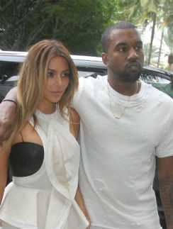 Ким и Канье хотят мега-свадьбу