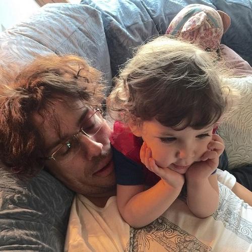 Максим Галкин вместе с сыном Гарри