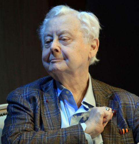 В августе Олегу Табакову исполнилось 82 года